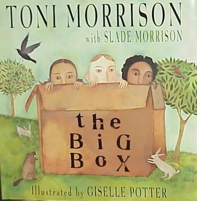Cover of The Big Box