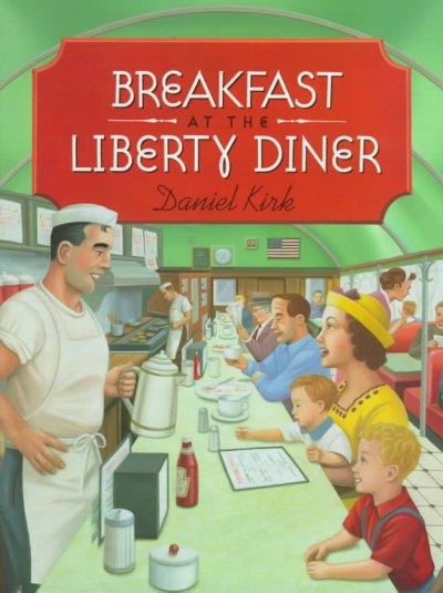 Cover of Breakfast at the Liberty Diner