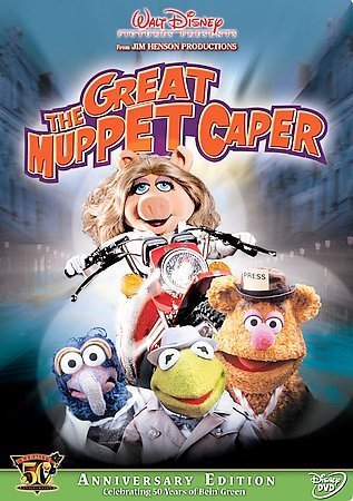 Cover of The Great Muppet Caper