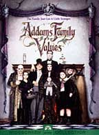 Cover of Addams Family Values