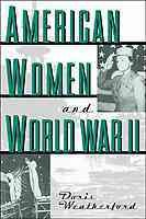 Cover of American Women and World War II