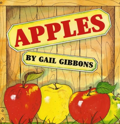 Cover of Apples