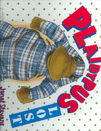 Cover of Plaidypus Lost