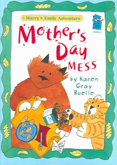 Cover of Mother's Day Mess