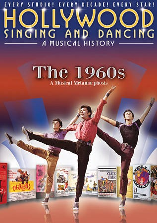 Cover of Hollywood singing and dancing: The 1960s