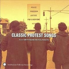 Cover of Classic protest Songs