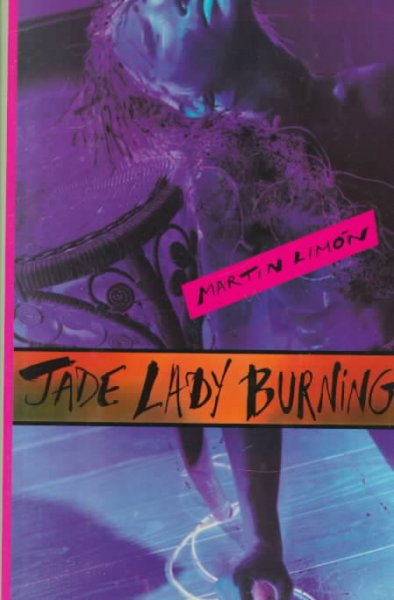 Cover of Jade Lady Burning