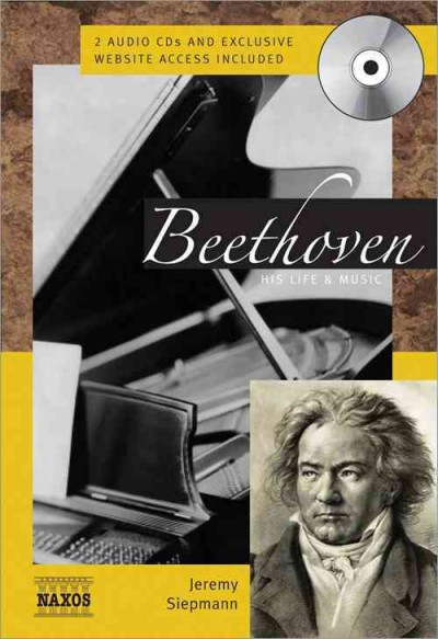 Cover of Beethoven: His Life & Music