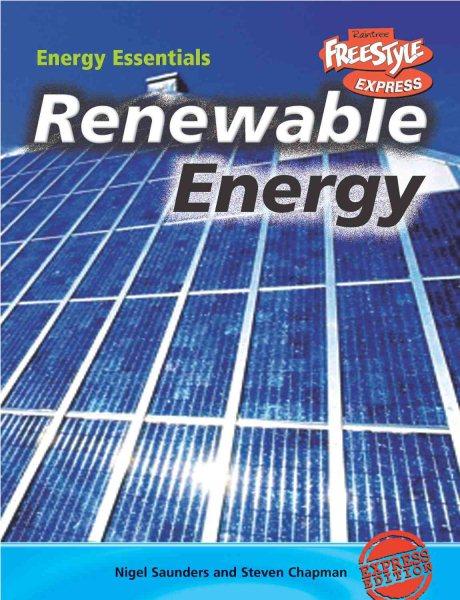 Cover of Renewable Energy
