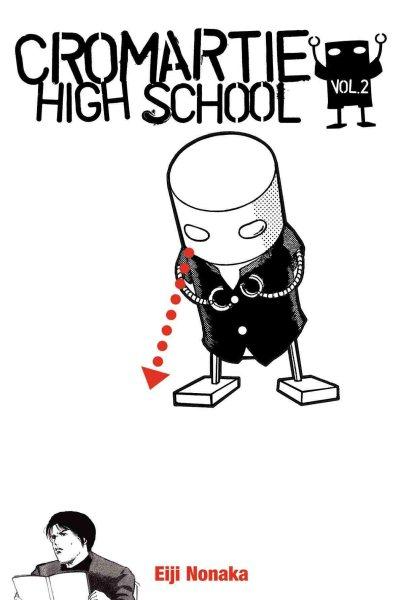 Cover of Cromartie High School