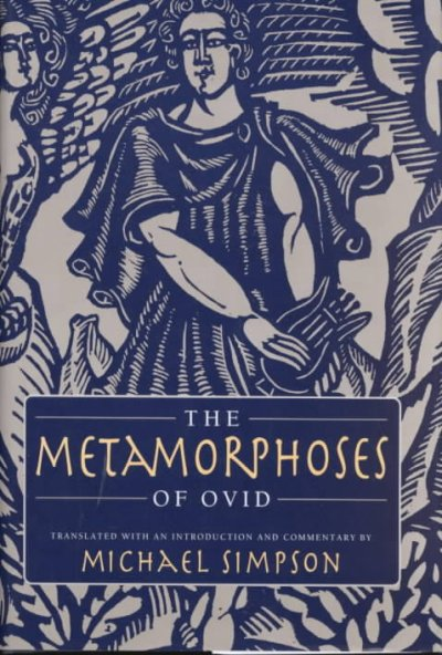 Cover of Orpheus and Eurydice