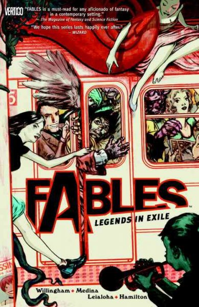 Cover of Fables Vol. 1: Legends in Exile