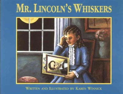 Cover of Mr Lincoln's Whiskers