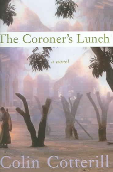 Cover of The Coroner's Lunch