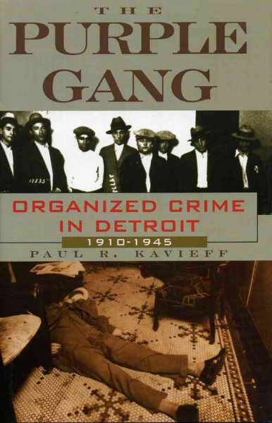 Cover of Detroit's Infamous Purple Gang