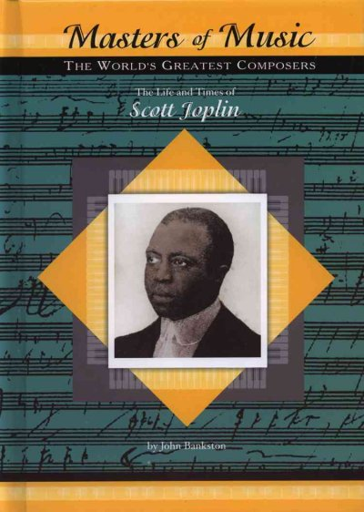 Cover of The Life and Times of Scott Joplin