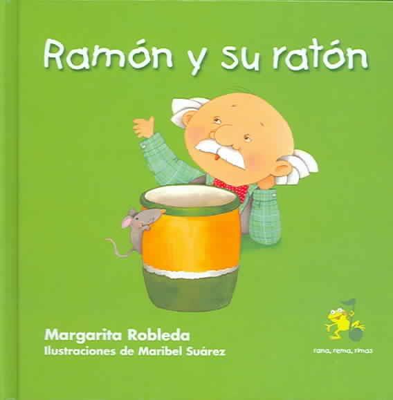Cover of Ramón y su ratón