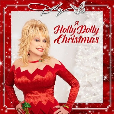Cover of A Holly Dolly Christmas