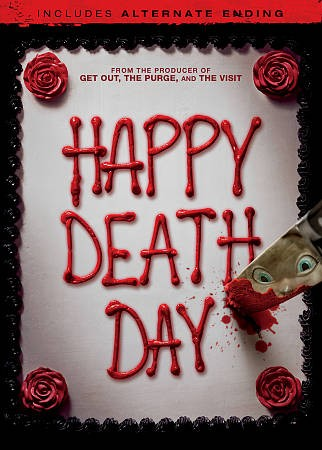 Cover of Happy Death Day (2017)
