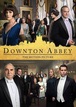 Cover of Downton Abbey, the motion picture