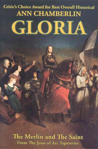 Cover of Gloria: The Merlin and the Saint