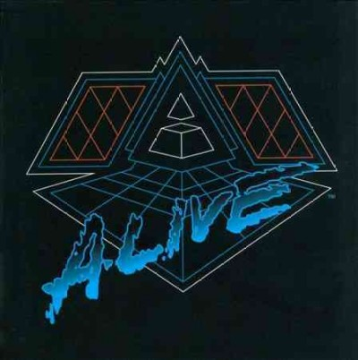 Cover of Alive 2007