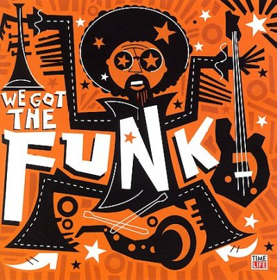 Cover of We got the funk