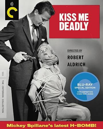 Cover of Kiss Me Deadly