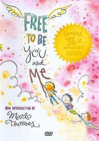 Cover of Free to Be – You and Me