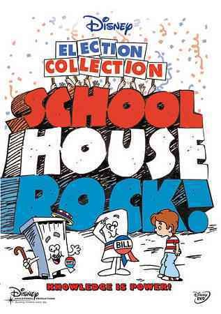 Cover of Schoolhouse Rock! Election collection