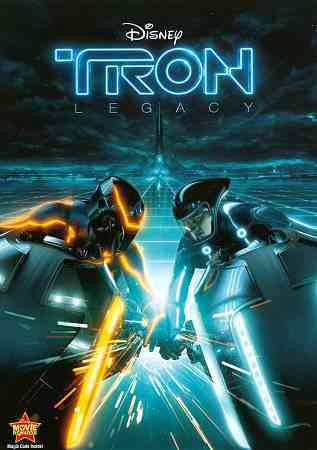 Cover of Tron: Legacy