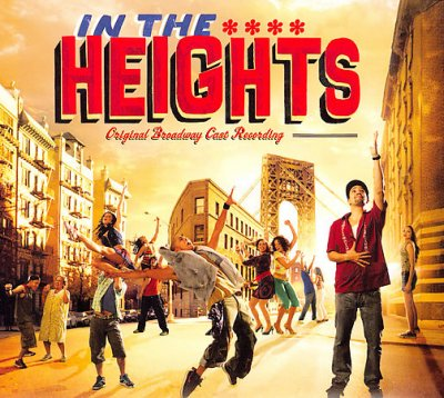 Cover of In The Heights
