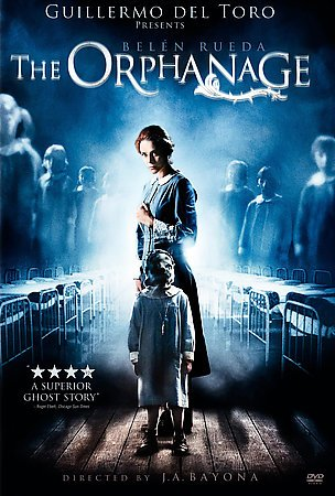 Cover of The Orphanage (Spanish, 2007)