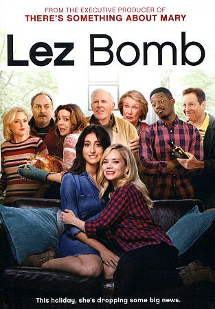 Cover of Lez Bomb