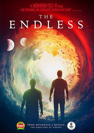 Cover of The Endless (2017)