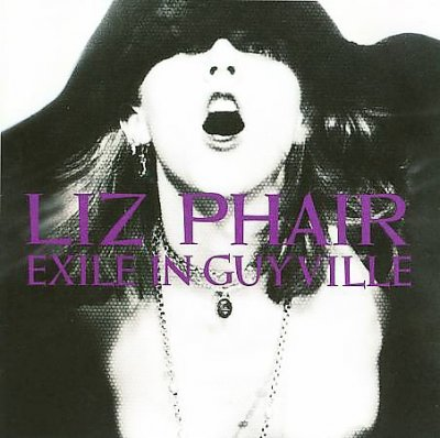 """Cover of Liz Phair's """"Exile in Guyville"""""""