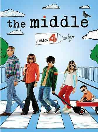 Cover of The Middle, Season Four