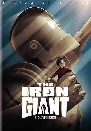 Cover of The Iron Giant