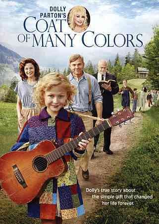 Cover of Coat of Many Colors