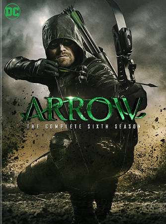 Cover of Arrow, Season Six