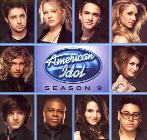 Cover of American Idol. Season 9