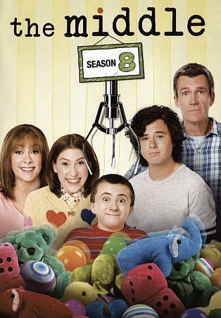 Cover of The Middle, Season Eight
