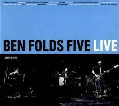 Cover of Ben Folds