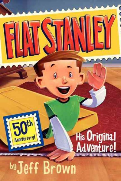 Cover of Flat Stanley