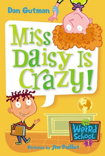 Cover of Miss Daisy is crazy!