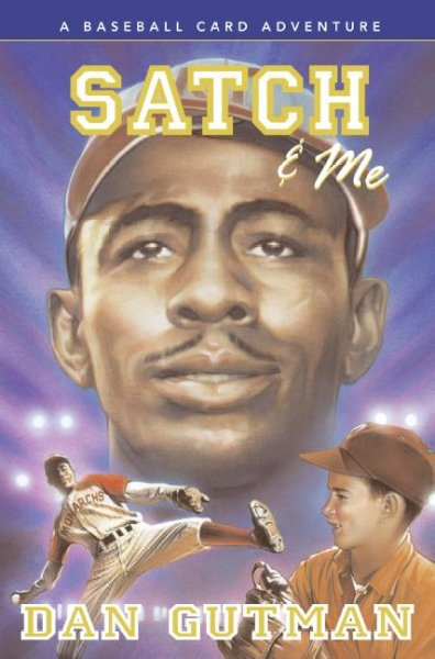 Cover of Satch & Me
