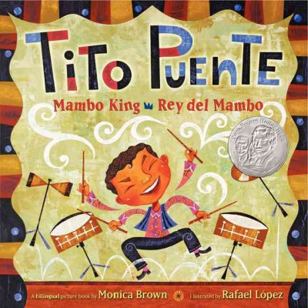Cover of Tito Puente, Mambo King/Tito Puiente, Rey del Mambo
