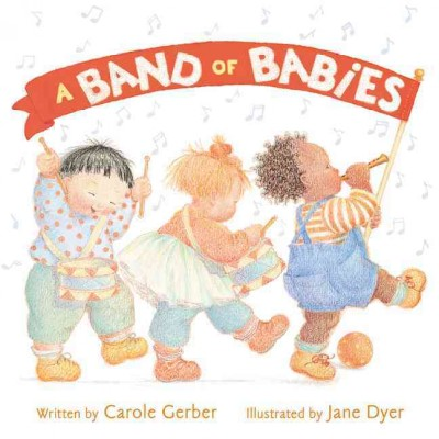 Cover of A Band of Babies