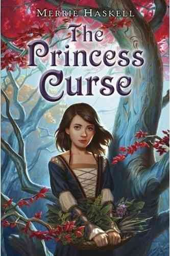 Cover of The Princess Curse