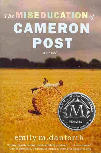 Cover of The Miseducation of Cameron Post